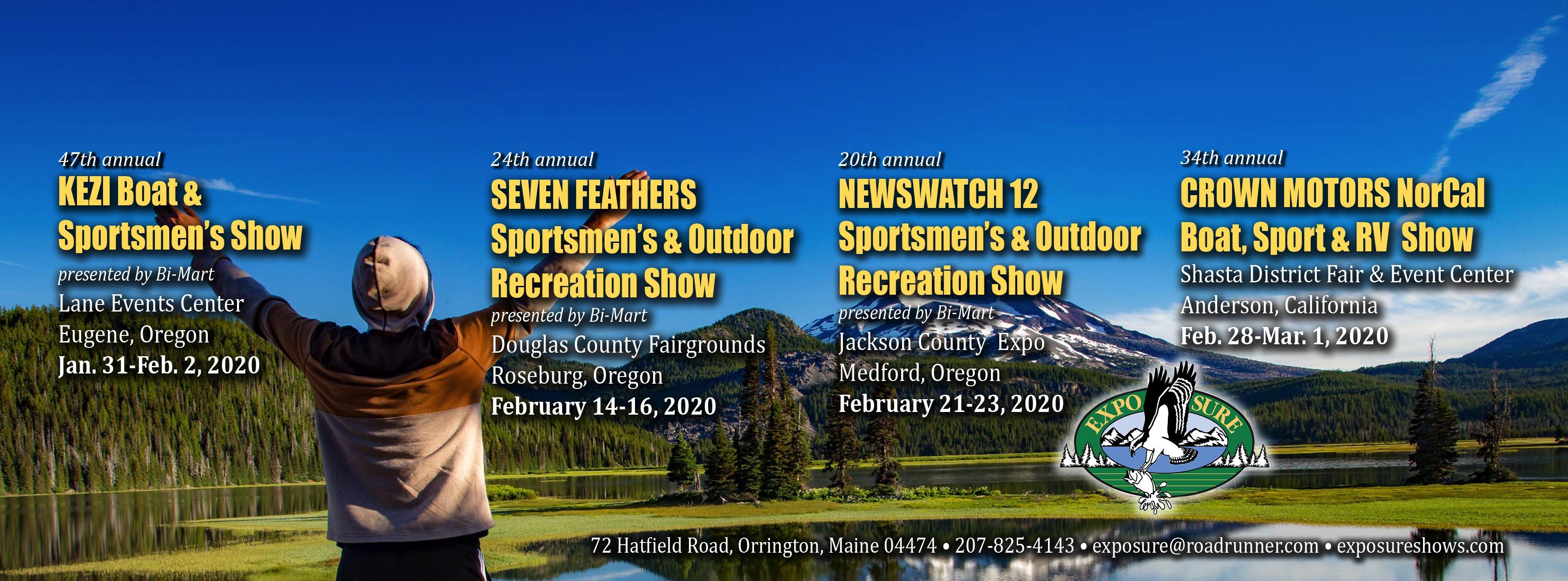 Rv Show California 2020.Sportsmen S Outdoor Recreation Show Norcal Boat Sport Rv